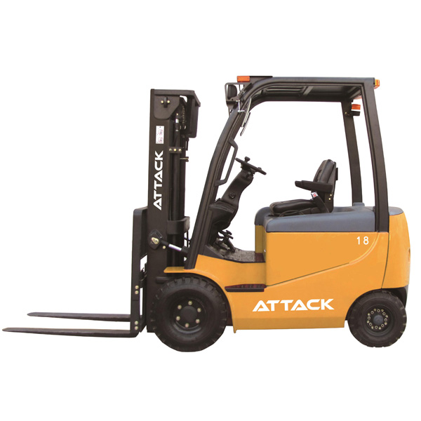 CPD18 Electric Forklift Truck