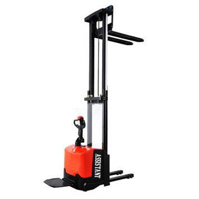 1.2-1.6T Narrow Leg Electric Stacker