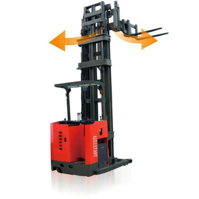 3-Way Pallet Stacker