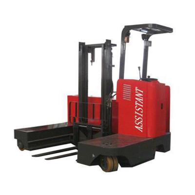 Side Loading Electric Forklift