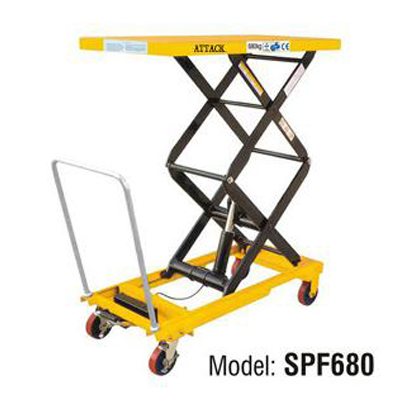 Manual Lift Table SPF680