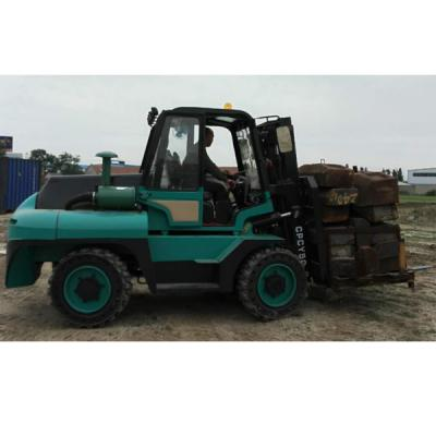 All-terrain Forklift CPCY-50