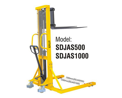 SDJAS Series with Straddle