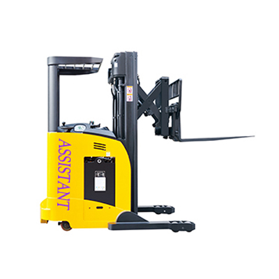 Electric Fork Reach Truck(Single Scissor)