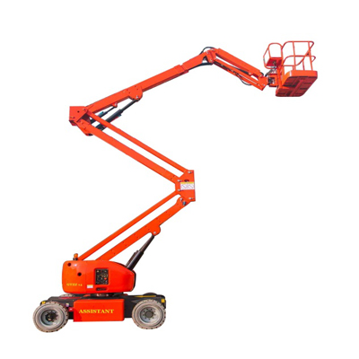 14M Articulated Work Platform