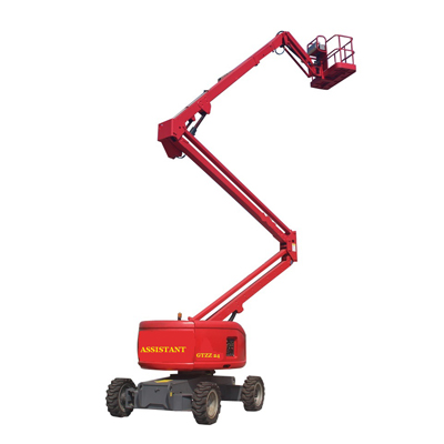 24M Articulated Work Platform Boom Lift