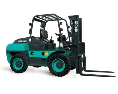 Rough Terrian Forklift