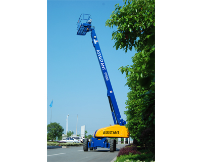 Self Propelled Work Platform 25-27M